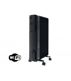 Electric oil filled radiator with wifi HOTI OR 1500D