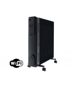 Electric oil filled radiator with wifi HOTI OR 2500D