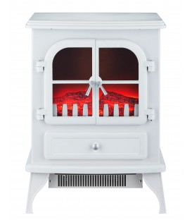 Electric fireplace with traditional design CHE-200