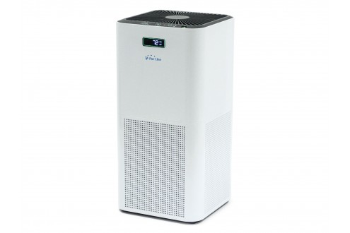 Air purifier with hepa filter, active carbon, Cold Catalyst and Ionizer, use 60 m2, Fresh air 150