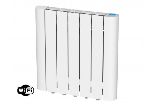 Radiateur numérique à inertie thermique avec fluide interne, 900W, wifi, Radoil A900