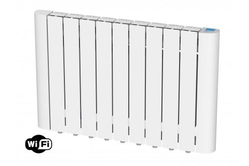 Radiateur numérique à inertie thermique avec fluide interne, 1800W, wifi, Radoil A1800