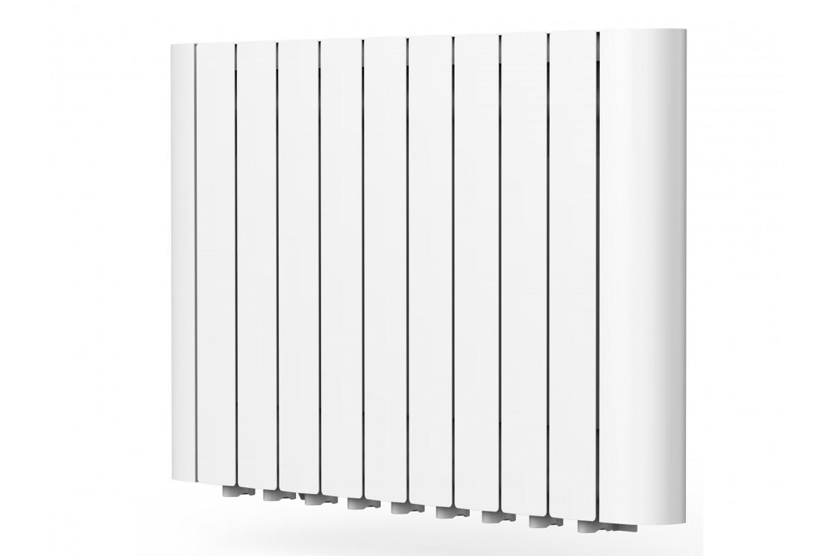 Digital Thermal Inertia radiator with internal fluid, 1800W, wifi, Radoil A1800